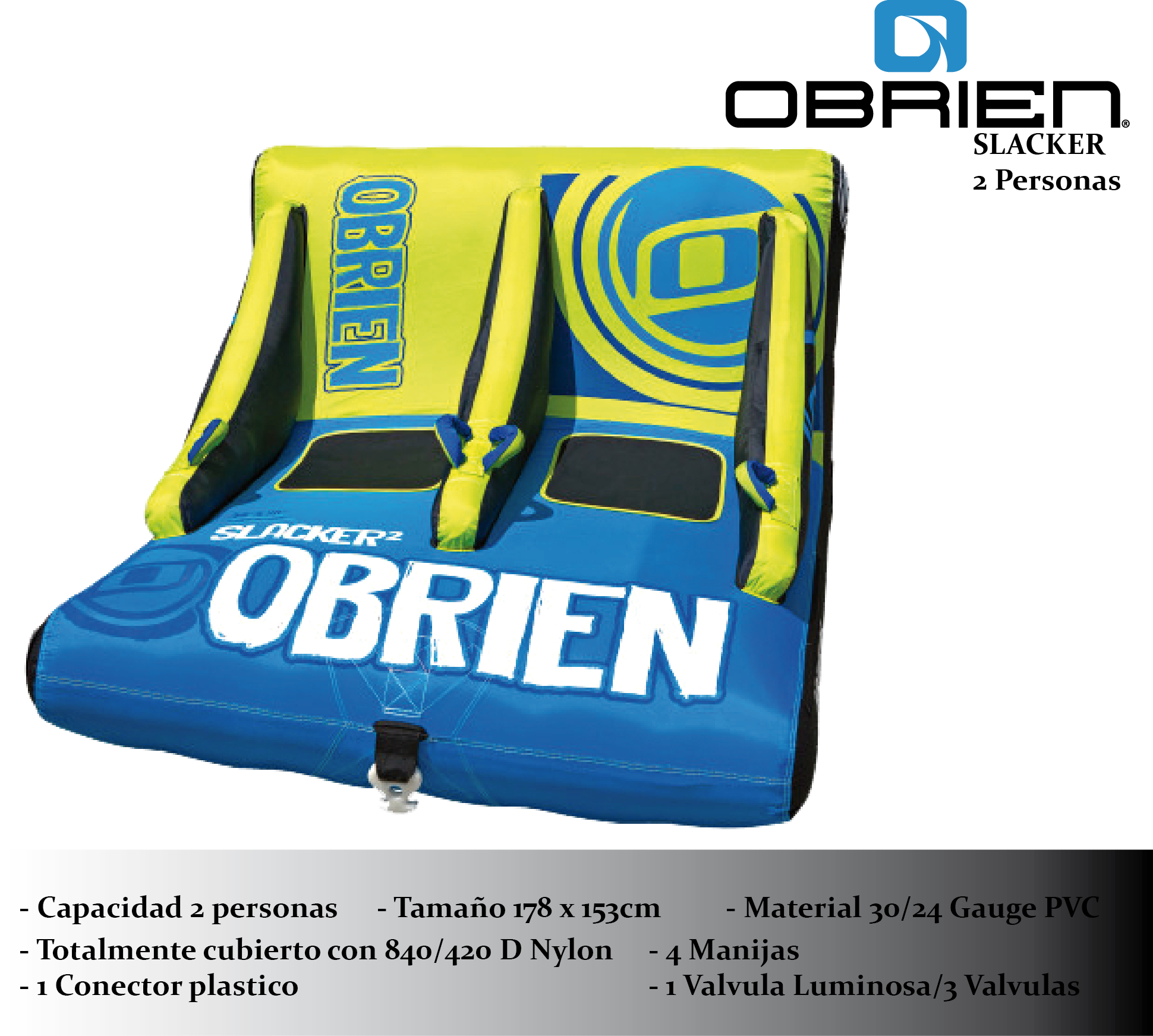 O`BRIEN Slacker 2