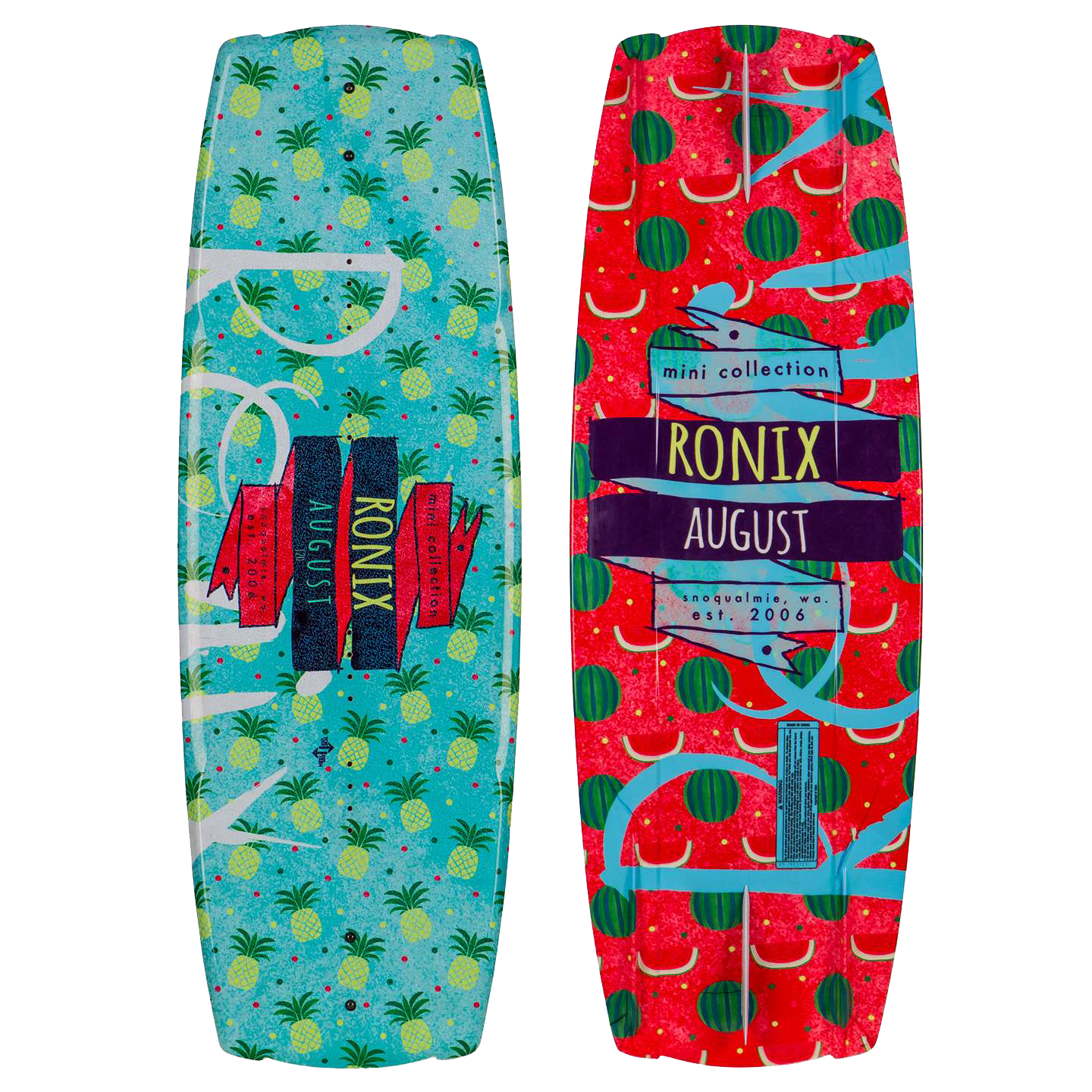 RONIX August Sparkly Girls 120cm
