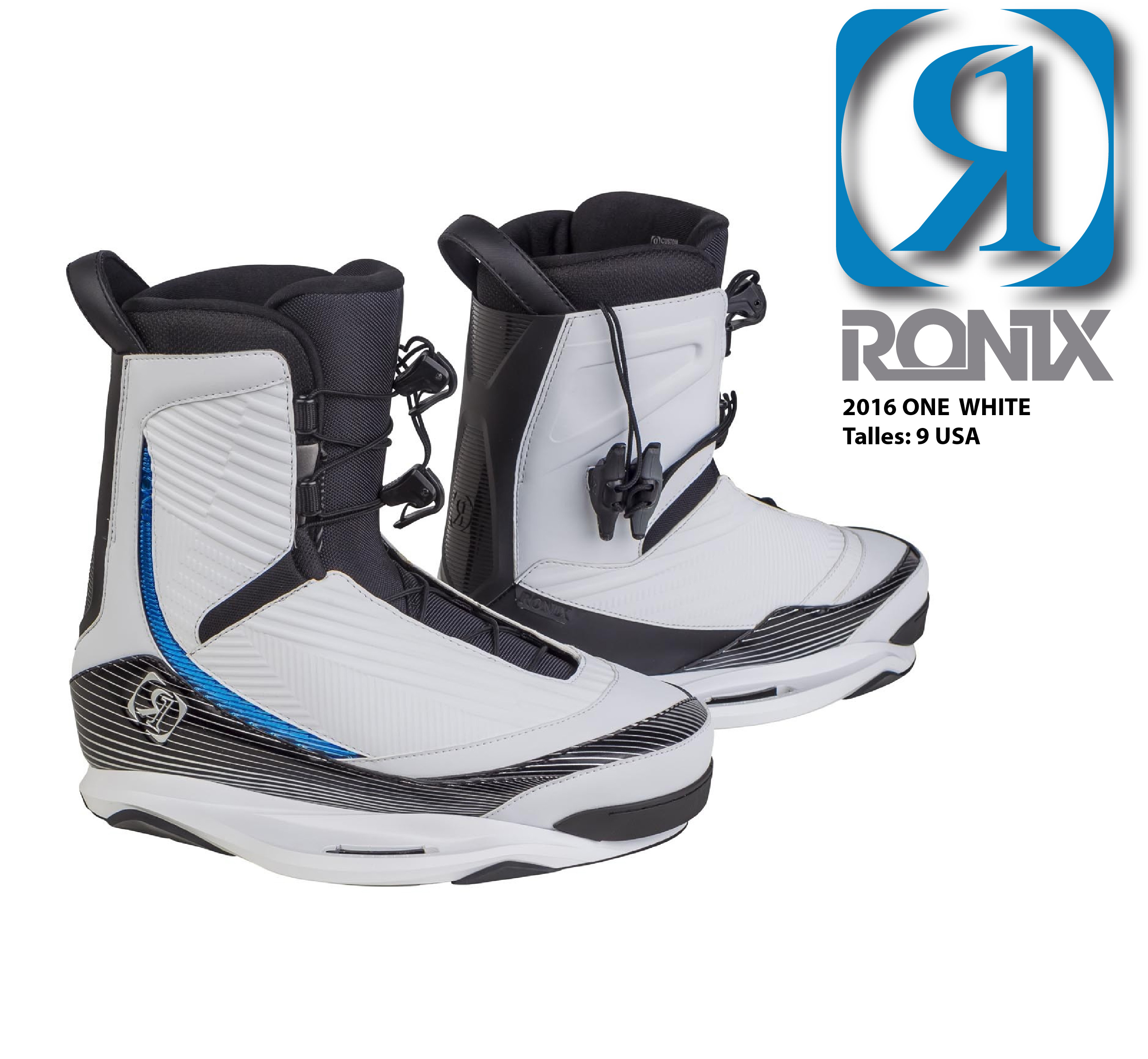 2016 RONIX One White