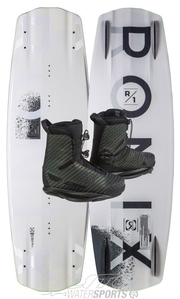 RONIX One ATR White c/ One Polar Flash
