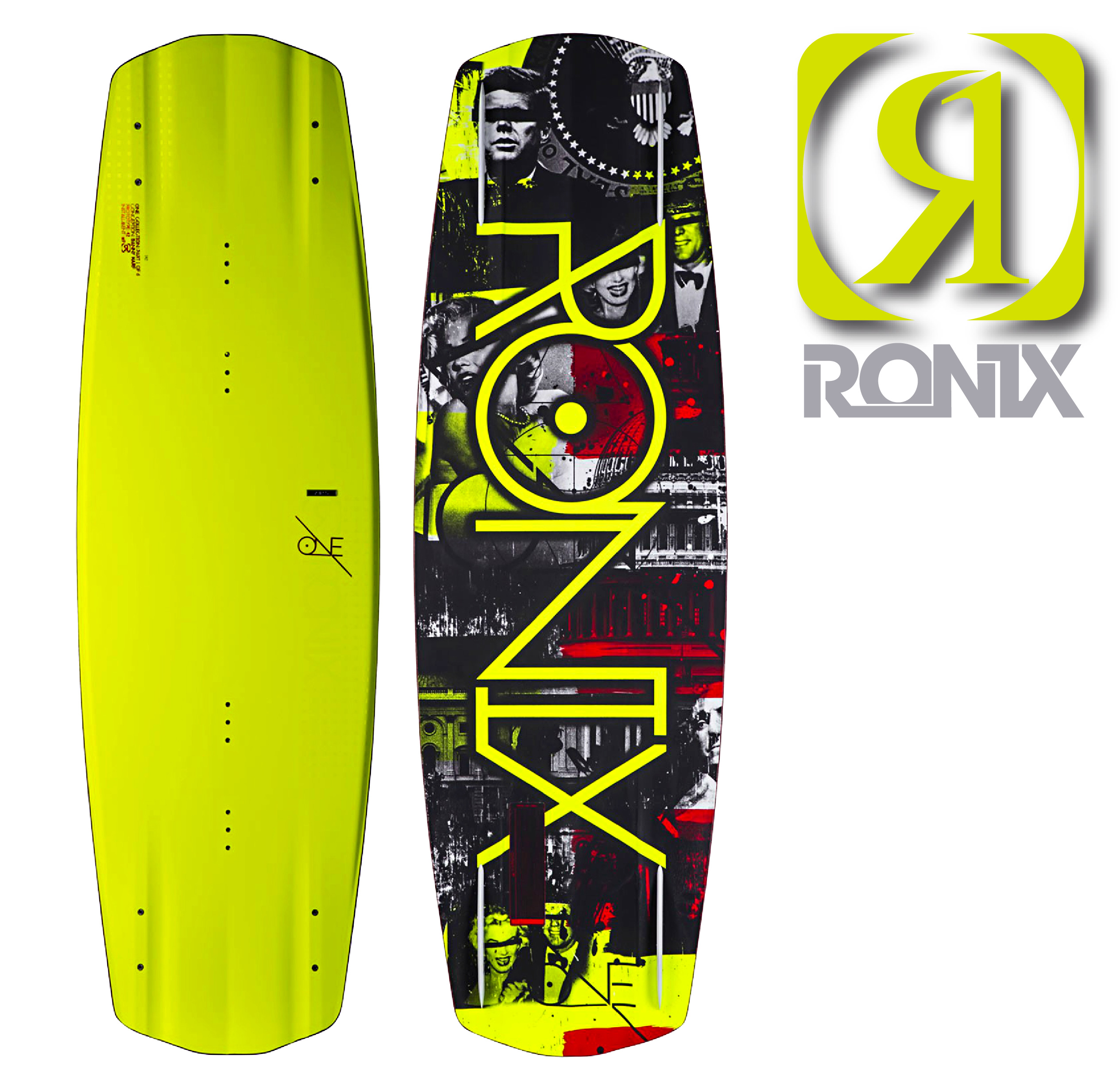 RONIX One ATR - GP Yellow-